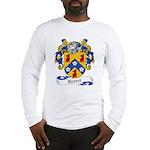 Drever Family Crest Long Sleeve T-Shirt
