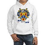 Drever Family Crest Hooded Sweatshirt
