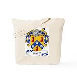 Drever Family Crest Tote Bag