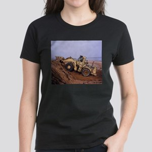 Bulldozer 1 - Women's Dark T-Shirt
