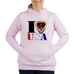 USA I LOVE USA Sweatshirt