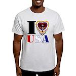 USA I LOVE USA T-Shirt