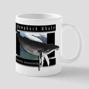 HumpBack Whale Art Mug