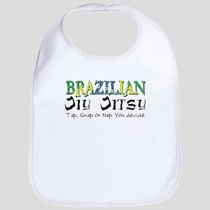 Brazilian Jiu Jitsu - Tap Sna Bib