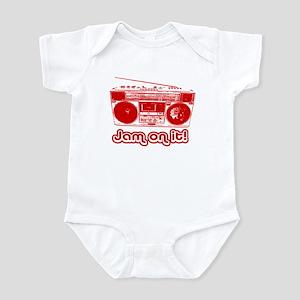 Boombox - Jam on It! Infant Bodysuit