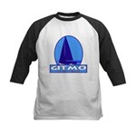 Gitmo Yacht Club Kids Baseball Jersey
