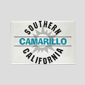 Camarillo California Rectangle Magnet