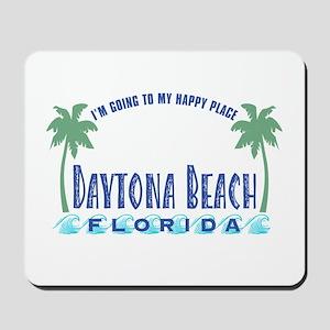 Daytona Happy Place - Mousepad