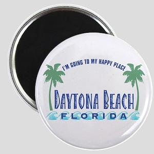 Daytona Happy Place - Magnet