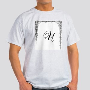 Monogram U T-Shirt