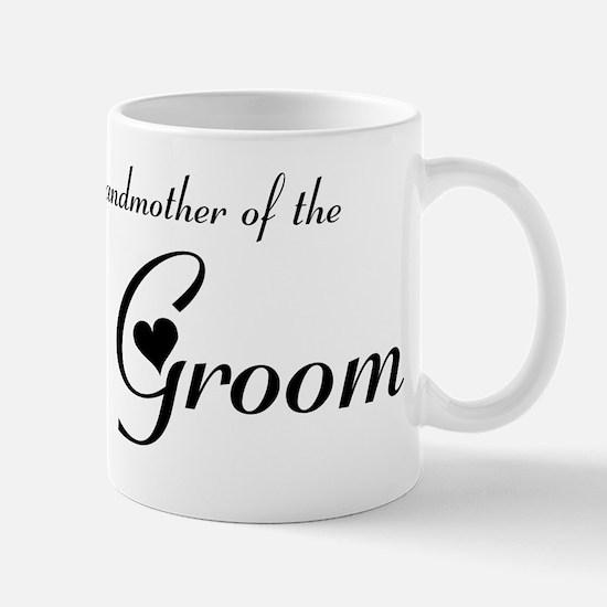 FR Grandma of the Groom's Mug