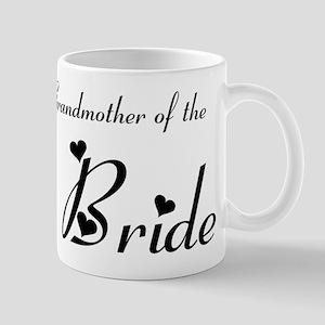 FR Grandma of the Bride's Mug