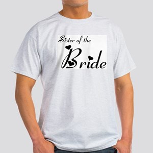 FR Sister of the Bride's Light T-Shirt