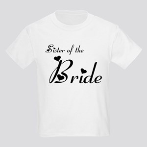 FR Sister of the Bride's Kids Light T-Shirt