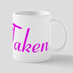 FRP Taken Mug