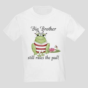 Frog Big Brother Kids Light T-Shirt