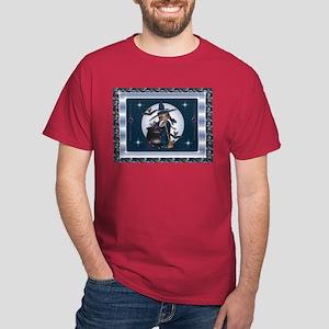 Little Halloween Witch Dark T-Shirt