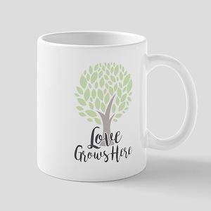Love Grows Here Mug