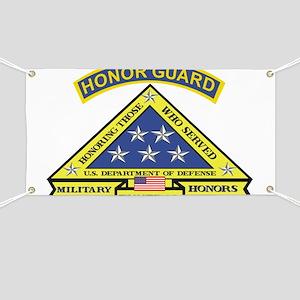 Honor Guard Banner