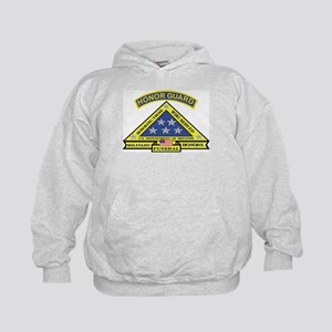 Honor Guard Kids Hoodie
