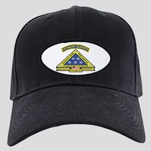 Honor Guard Black Cap