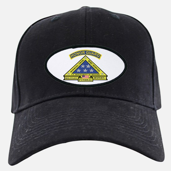 Honor Guard Baseball Hat