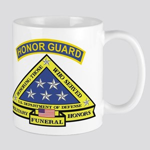 Honor Guard Mug