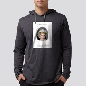 HRH Princess Diana Remembrance Long Sleeve T-Shirt