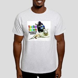 Tacky Theme Restaurant Committee Light T-Shirt