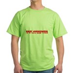 Anger Management Is All The R Green T-Shirt