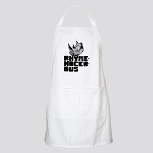 rhymenocerous graffiti BBQ Apron