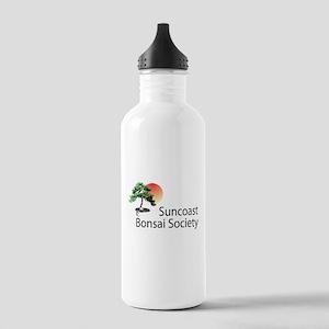 SBS Logo 10x10 Water Bottle