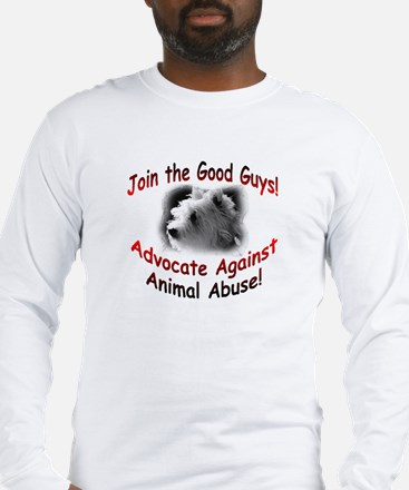 Join the Good Guys Long Sleeve T-Shirt