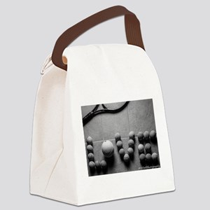 Love Meet Your Match Canvas Lunch Bag