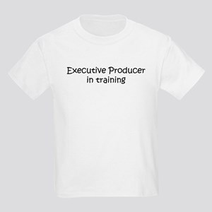 Exec producer in training Kids Light T-Shirt