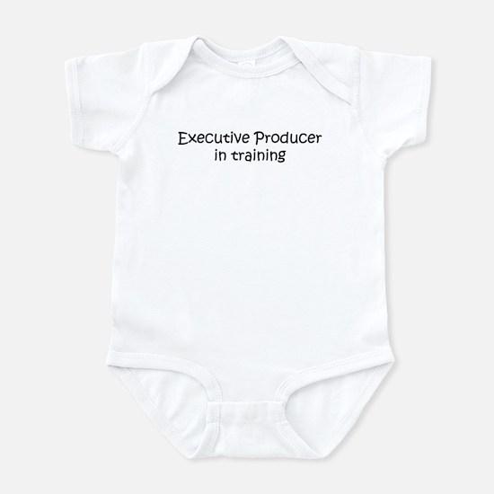 Exec producer in training Infant Bodysuit