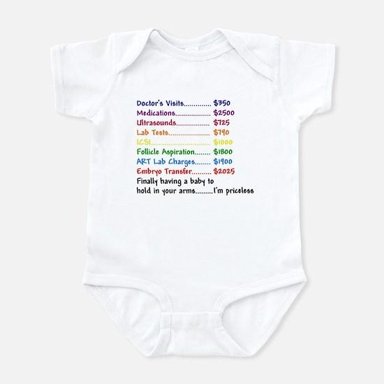 IVF Babies Infant Bodysuit