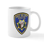 Red Bluff Police Mug