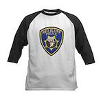 Red Bluff Police Kids Baseball Jersey