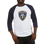 Red Bluff Police Baseball Jersey