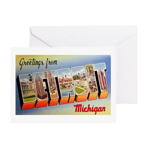 Michigan greeting cards cafepress m4hsunfo
