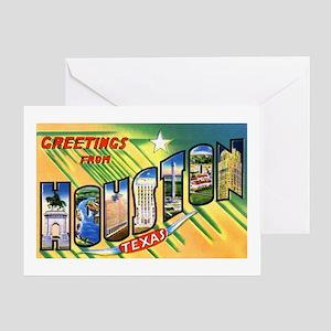 Houston souvenirs greeting cards cafepress houston texas greetings greeting card m4hsunfo