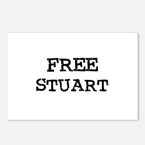 Free Stuart Postcards (Package of 8)