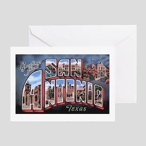 San antonio texas greeting cards cafepress san antonio texas greetings greeting card m4hsunfo
