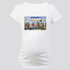 Tennessee Greetings Maternity T-Shirt