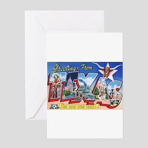 Texas souvenirs greeting cards cafepress texas greetings greeting card m4hsunfo