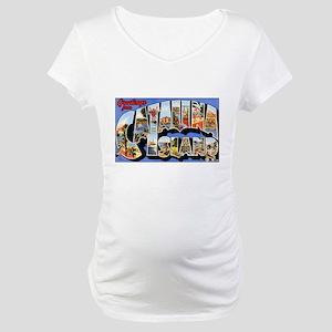 Catalina Island Maternity T-Shirt