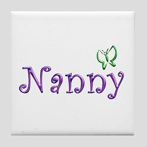 Nanny Tile Coaster