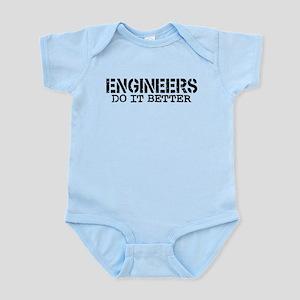 Engineers Do It Better Infant Bodysuit