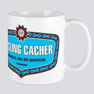Cycling Cacher Mug